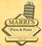 Marri's Pizza & Pasta logo