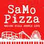 SaMo Pizza logo