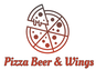 Pizza Beer & Wings logo