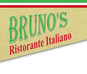 Bruno's Italian Restaurant logo