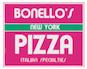 Bonello's New York Pizza logo