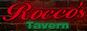 Rocco's Tavern logo