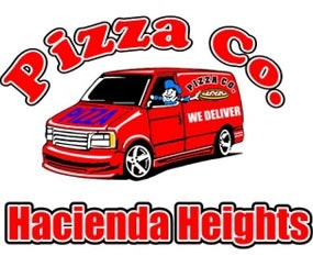 Hacienda Heights Pizza Co logo