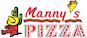 Manny's Pizzeria & Cafe logo