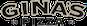 Gina's Pizza logo