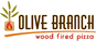 Olive Branch Wood Fired Pizza logo