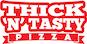Thick N Tasty Pizza logo