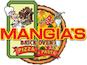 Mangia's Brick Oven Pizza & Pasta logo