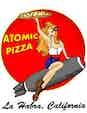 Atomic Pizza logo