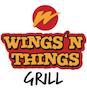 Wings 'N Things Grill logo