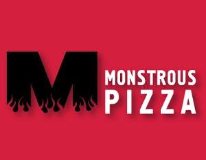 Monstrous Pizza