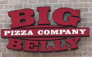 Big Belly Pizza