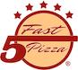 Fast 5 Pizza  logo