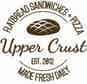Upper Crust Sandwiches & Pizza logo