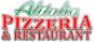 Alitalia Pizzeria  logo