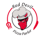 Red Devil Pizza logo