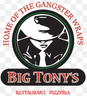 Big Tony's Pizza logo