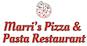 Marri's Pizza & Pasta Restaurant logo