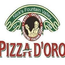 Nick's Pizza D'Oro