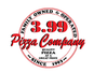 399 Pizza Co logo