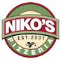 Niko's Pizzeria logo