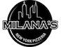 Milana's New York Pizzeria logo
