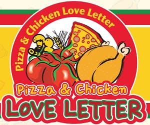 Love Letter Pizza & Chicken