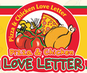 Love Letter Pizza & Chicken logo