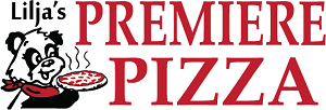 Lilja's Premiere Pizza logo