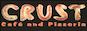 Crust Cafe & Pizzeria logo
