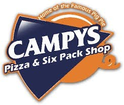 Campys Pizza & 6 Pack Shop