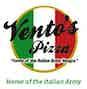 Vento's Pizza logo