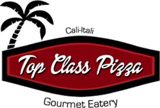 Top Class Pizza logo