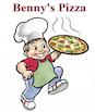 Benny's Pizza logo