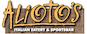 Alioto's Pizzeria & Restaurant logo