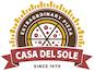 Casa Del Sole Pizza logo