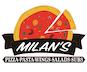 Milan's Pizzeria logo
