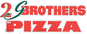 2G Brothers Pizza logo