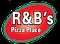 R & B's Pizza Place logo