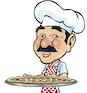 3 C's Pizza logo