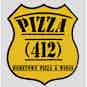 Pizza 412 logo