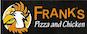 Frank's Pizza & Chicken logo