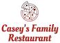 Casey's Family Restaurant logo