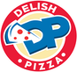 Delish Pizza logo