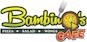 Cafe Bambino's logo
