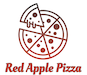 Red Apple Pizza logo
