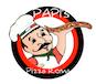 Papi's Pizza Roma logo