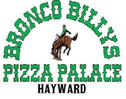 Bronco Billy's Pizza Palace
