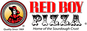 Red Boy Pizza Redwood Road logo