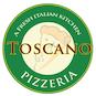 Toscano Pizza logo